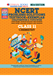 Oswaal NCERT Problems - Solutions (Textbook + Exemplar) Class 11 Chemistry Book (For 2021 Exam)