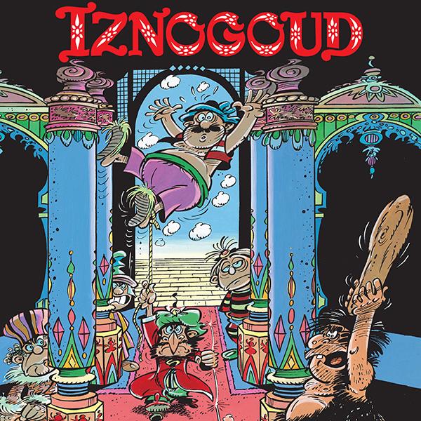 Iznogoud (Issues) (8 Book Series)