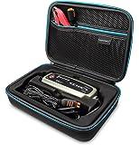 Supremery Poche pour CTEK MXS 5.0 Chargeur entièrement Automatique Boîte Coquille de Protection Étui Sacoche de Transport