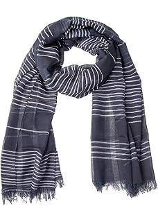 GIULIA BIONDI 100/% Made in Italy Sciarpa Lana Seta Foulard Stola Scialle Pashmina Elegante Unita Morbida Donna Uomo