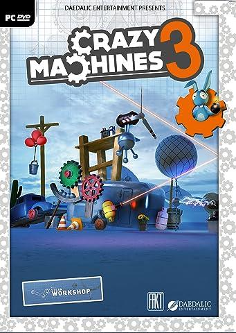 Crazy Machines 3 [Code Jeu PC - Steam]