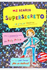 Mi diario supersecreto / My Totally Secret Diary: De gira por America / On Stage in America Hardcover