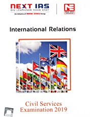 International Relations: Civil Services Examination 2019