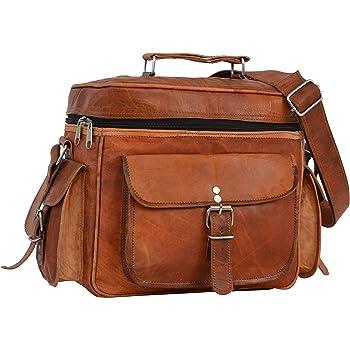 Gusti Leder nature Genuine Leather Camera Equipment Bag Shoulder Case  Holder Vintage Style Unisex Natural Brown M102b 7241220ac1897