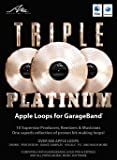 Triple Platinum Apple Loops - Massive Bibliothek von neuen Sounds für GarageBand & Logic [Download]