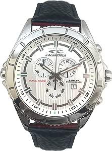 Chronotech Orologio Cronografo Quarzo Uomo con Cinturino in Pelle CT7636L-02