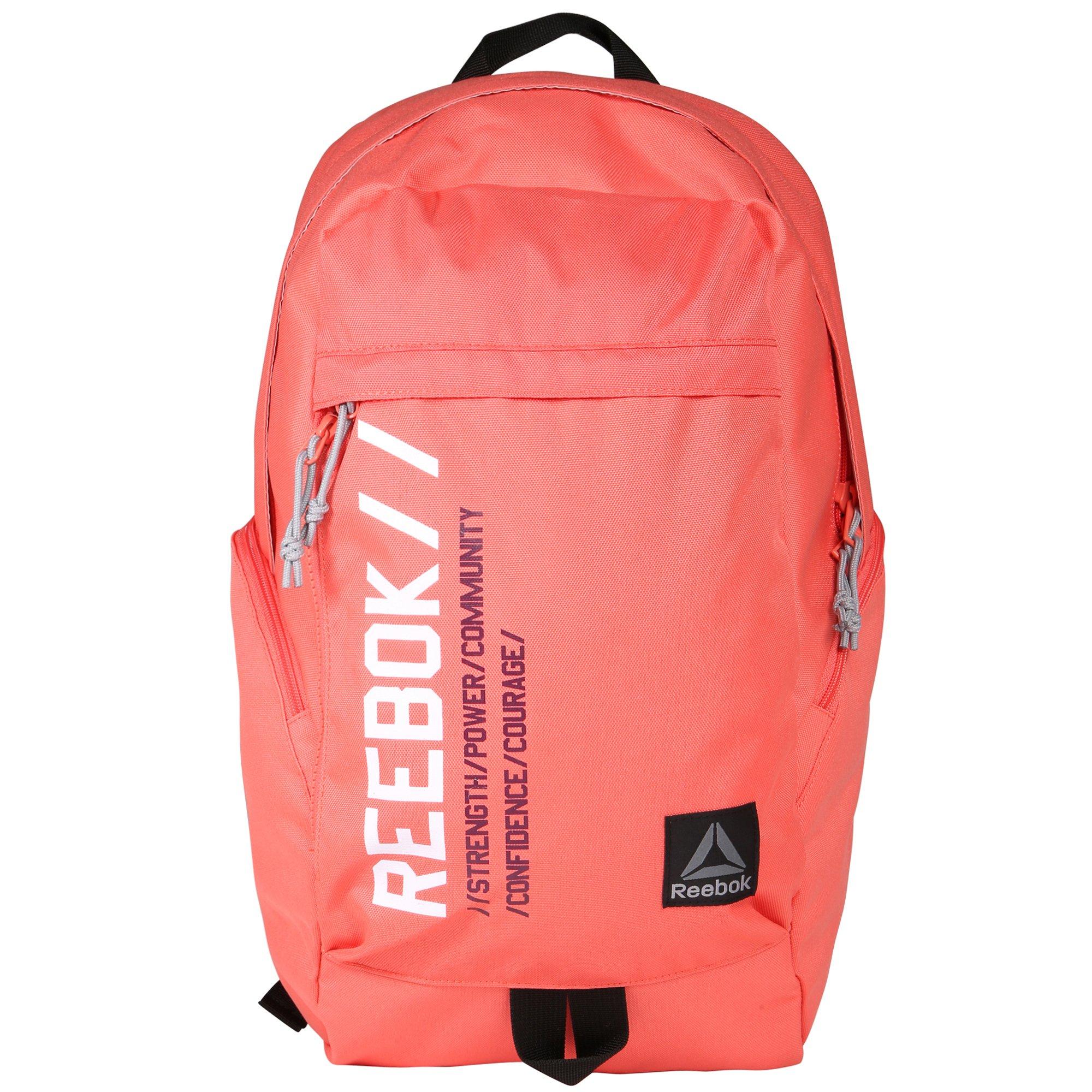 REEBOK Jungen Motion U Active Backpack Rucksack, Orange (Fircor), 45 x 24 x 15 c