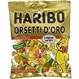 Haribo Orsetti d'Oro Caramelle Gommose alla Frutta, 200g