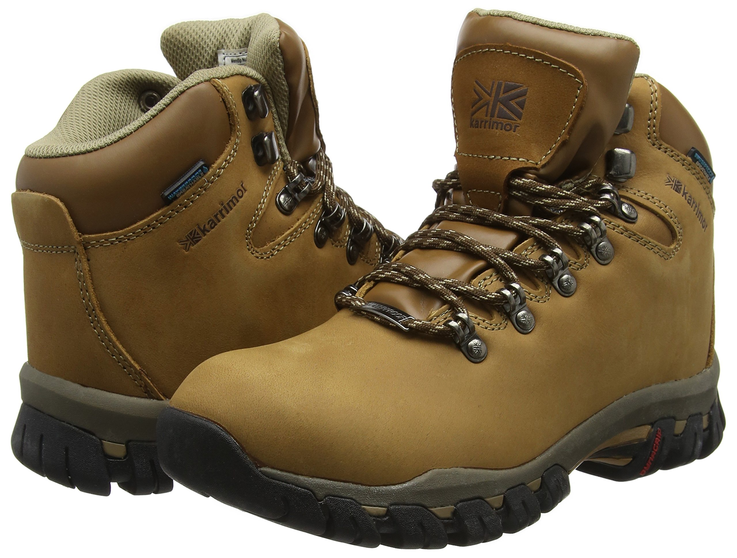 Mendip Nubuck II Ladies weathertite 5