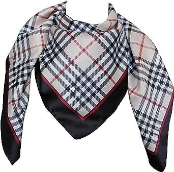 tessago dis 62689 var 5 foulard mis 90 x 90 made in italy