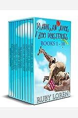 Madigan Amos Zoo Mysteries: Books 1 - 10 (Madigan Amos Zoo Mysteries Boxset) Kindle Edition