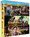 Jumanji Trilogie 3 Films [Blu-Ray]