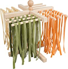 Imperia Stendipasta pasta drying rack natural beech wood