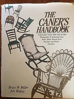 Das Buch Vom Stuhlgeflecht Holzwerken Amazon De Miller Bruce W Widess Jim Kuhlmann Waltraud Bucher