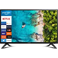 DYON Smart 32 XT 80 cm (32 Zoll) Fernseher (HD Smart TV, HD Triple Tuner, Prime Video, Netflix & HbbTV)