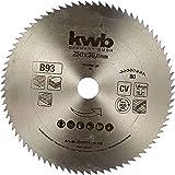 kwb 5893-11 profilträblad CV, 250 x 30 mm