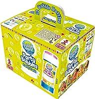 Dulcop- Party Bubbles Confezione da 12pz. Bolle di Sapone Made in Italy, Multicolore, 103.592000