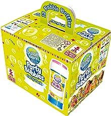 Dulcop 103.592000 - Party Bubbles Confezione da 12pz. Bolle di Sapone Made in Italy