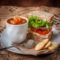 Soup & Sandwich Finder