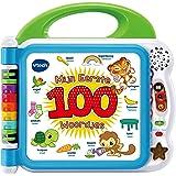Vtech 80-601542 Mijn Eerste 100 Woordjes, Plastic, Voor Jongens En Meisjes, Van 1 Tot 4 Jaar, Nederlands Gesproken En Geschre