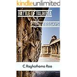 Battle of Talikota & Other Essays