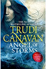 Angel of Storms: The gripping fantasy adventure of danger and forbidden magic (Book 2 of Millennium's Rule) Kindle Edition