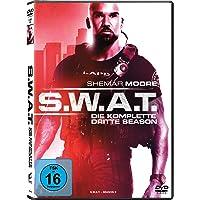S.W.A.T. - Die komplette dritte Season [6 DVDs]