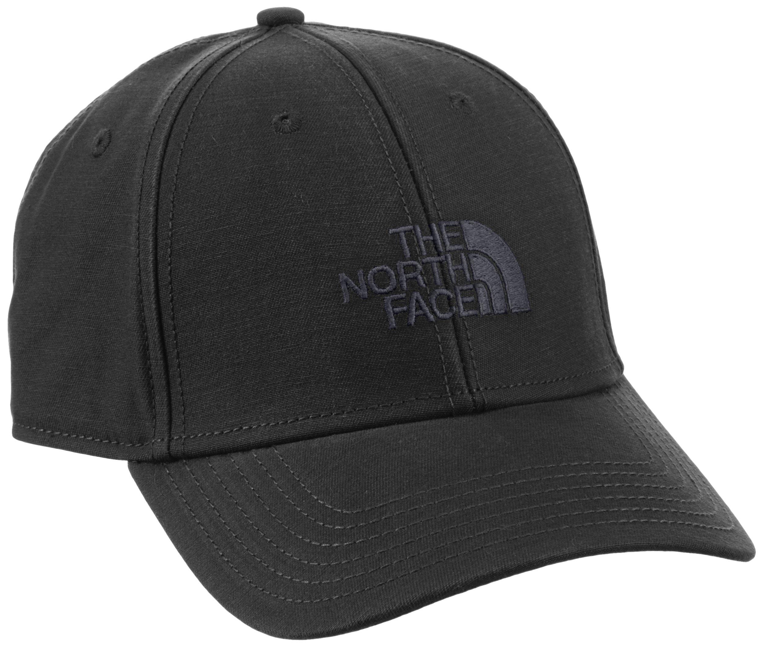 The 66 classico North Face Cap Hat Cappello Outdoor Disponibile in Nero Taglia Unica TNF