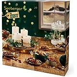 Seeberger Adventskalender 2021 I Edition Vielfalt: Weihnachtskalender mit 24 Snacks - befüllt mit schmackhaften Nüssen, Fruch