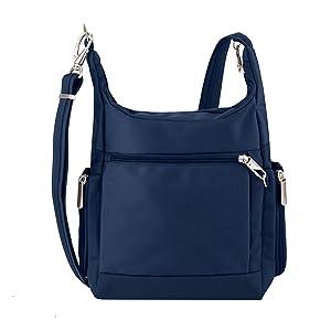 Travelon Diebstahlschutz Messenger Bag