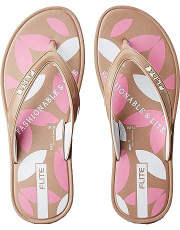 89d01e2f7722 Flip Flops For Women: Buy Flip Flops For Women online at best prices ...