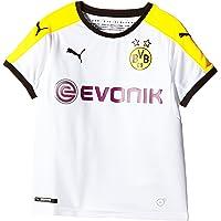 PUMA Men's BVB Third Replica Jersey Shirt with Sponsor