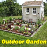Outdoor Garden...