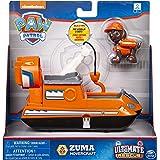 Paw Patrol Value Basic Vehicle - Zuma, Action Figure, Toys for 3+