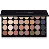 Swiss Beauty Pro 32 Color Forever Eyeshadows Palette, Eye MakeUp, Multicolor, 24g (Parish Fashion)