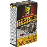 KB - RSOUPAT - Pates Appat Rats et Souris 120 g