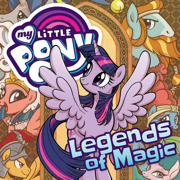 My Little Pony: Legends of Magic (Collections) (2 Book Series)