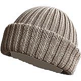 Berretto invernale in lana merino, unisex, in diversi colori, taglia M/L, prodotto nell'Unione Europea