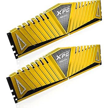 Adata, modulo di memoria, 2.133 MHz, 8GB DDR4-2133 8GB DDR4 dorato Gold 8GB (4GBx2)