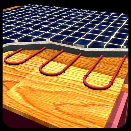 DIY Radiant Floor Heating -