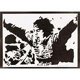 F1 Fer. Al. Póster Grafiti Hecho a Mano Handmade Street Art - Aesthetic Artwork