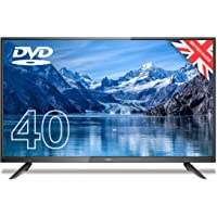 """Cello ZF0204 40"""" inch Full HD LED TV with Built-in DVD player and Freeview HD 2020 Model Made…"""