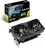 ASUS Dual NVIDIA GeForce RTX 2070 Mini OC Edition Gaming Graphics Card (PCIe 3.0, 8GB GDDR6 Memory, HDMI, DisplayPort…