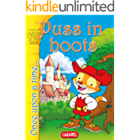 Puss in Boots: Tales and Stories for Children (Once Upon a Time… Book 11)