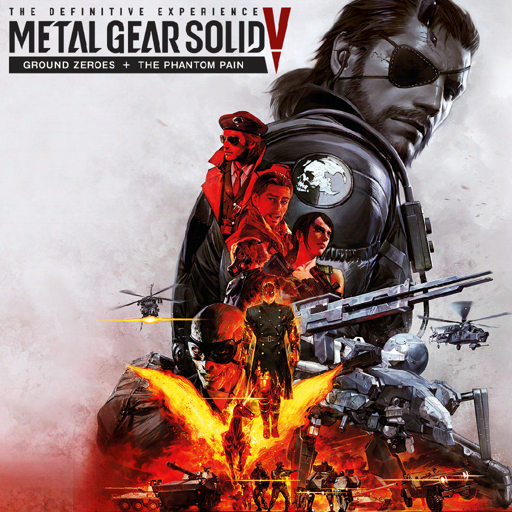 METAL GEAR SOLID V: The Definitive Experience [Online Game Code] (Metal Gear Solid Pc V)