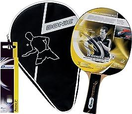 DONIC Waldner 500 Table Tennis Bat (Color May Vary)