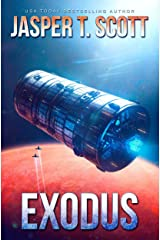 Exodus: Book 3 of the New Frontiers Series (A Dark Space Tie-In) Kindle Edition