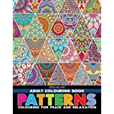 Patterns- Colouring Book for Adults