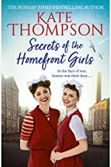 Secrets of the Homefront Girls Kindle Edition