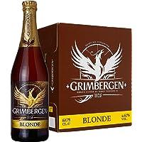Grimbergen Birra Blonde (Abbazia) - 6 bottiglie da 750 ml